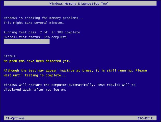 analizar memoria ram windows 7